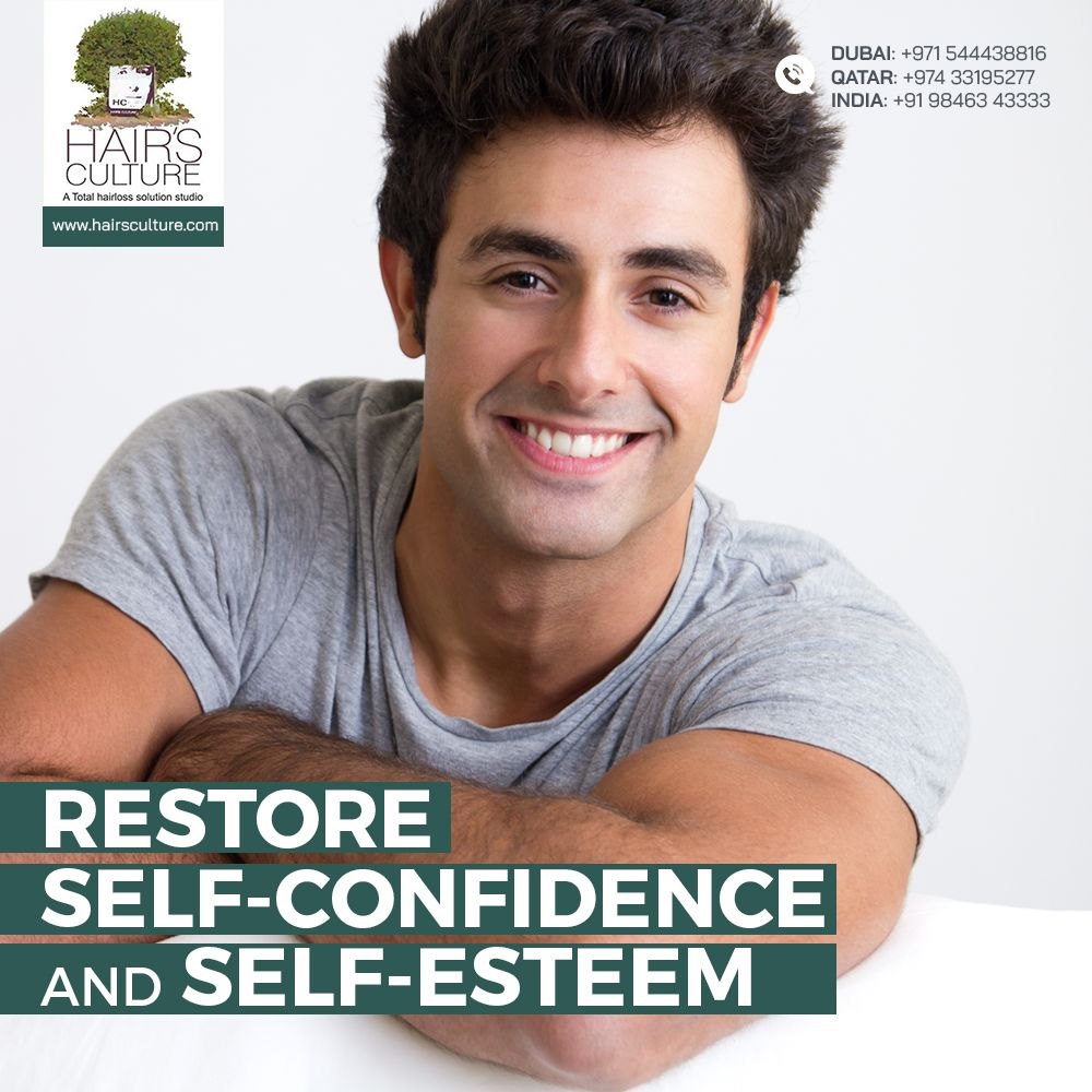 Restoring your Self-Confidence With Hair Transplant Dubai